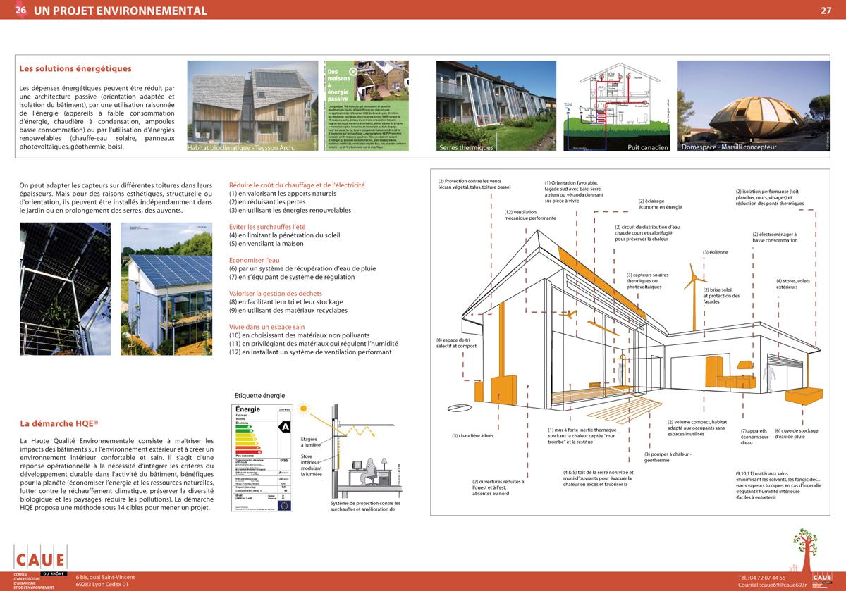 Les diff rentes tapes du projet conseil particuliers for Projet architecture pdf